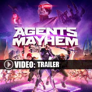Comprar Agents of Mayhem CD Key Comparar Precios
