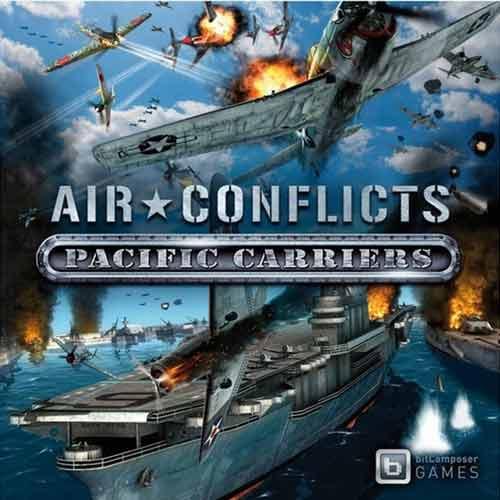 Comprar clave CD Air Conflict Pacific Carriers y comparar los precios