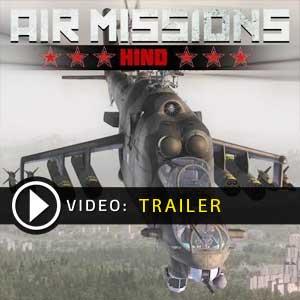 Comprar Air Missions HIND CD Key Comparar Precios