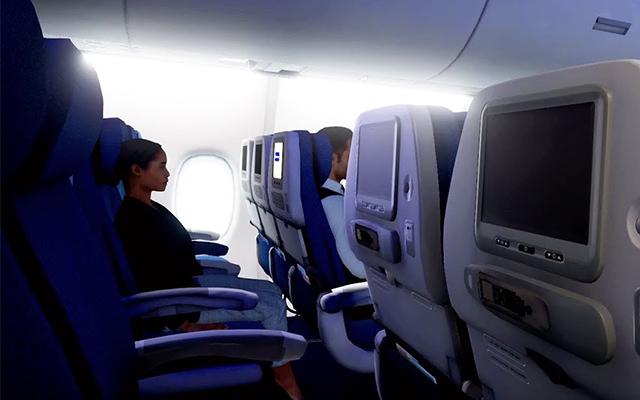 El Airplane Mode le permite convertirse en un pasajero en los vuelos en tiempo real