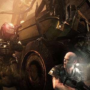 Aliens VS Predator Batalla Alienígena