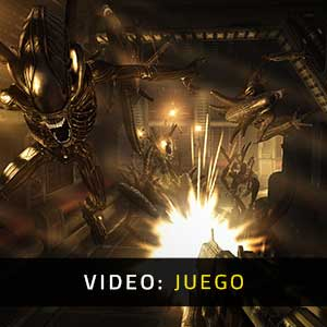 Aliens VS Predator Video del Juego
