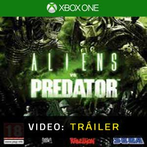 Aliens VS Predator Xbox One Video dela Campaña