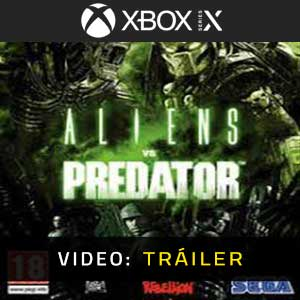 Aliens VS Predator Xbox Series X Video dela Campaña