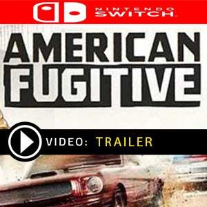Comprar American Fugitive Nintendo Switch Barato comparar precios