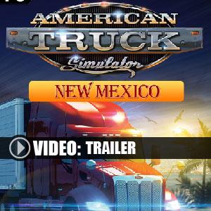 Comprar American Truck Simulator New Mexico CD Key Comparar Precios