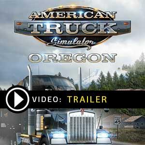 Comprar American Truck Simulator Oregon CD Key Comparar Precios