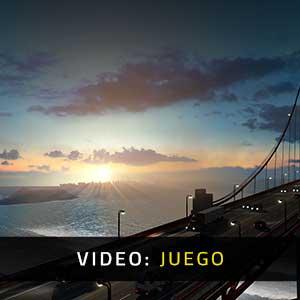American Truck Simulator Vídeo Del Juego