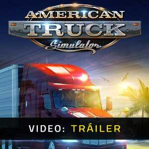 American Truck Simulator Tráiler En Vídeo
