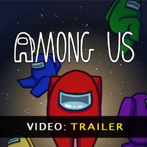 Among Us Video Trailer