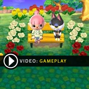 Animal Crossing New Leaf Nintendo 3DS Gameplay Video