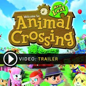 Comprar Animal Crossing New Leaf Nintendo 3DS Descargar Código Comparar precios