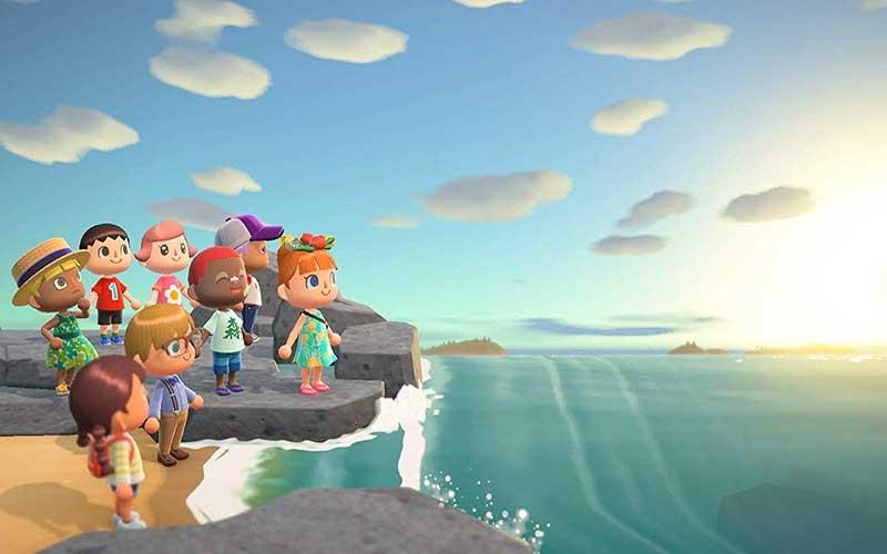 Animal Crossing New Horizons Nintendo Switch Playa 2