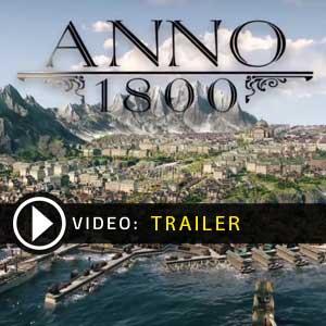 Comprar Anno 1800 CD Key Comparar Precios