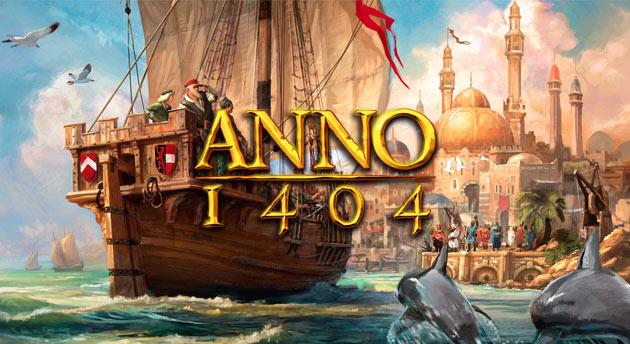 Comprar clave CD Anno 1404 Gold Edition y comparar los precios