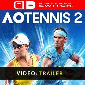 AO Tennis 2 Nintendo Switch Prices Digital or Box Edition