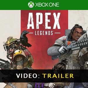 Apex Legends Vídeo del tráiler