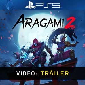 Aragami 2 PS5 Vídeo En Tráiler