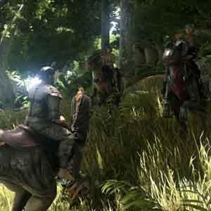 ARK Survival Evolved - Con otros jugadores