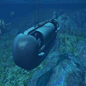 Arma 3 - Submarine