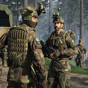 soldier deployed to Livonia's militarized Nadbór region