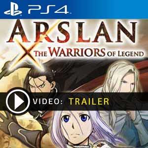 Arslan The Warriors of Legend PS4 Precios Digitales o Edición Física