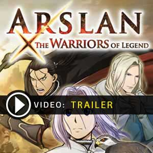 Comprar Arslan The Warriors of Legend CD Key Comparar Precios
