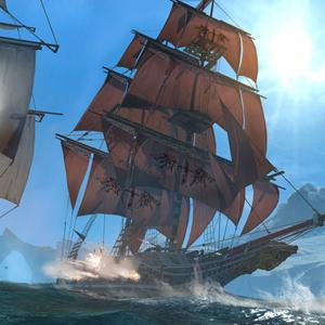 Assassins Creed Rogue Lucha