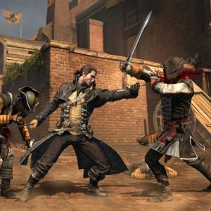 Assassins Creed Rogue Batalla