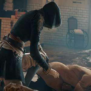 Assassin Jack, El asesino en serie Infamous