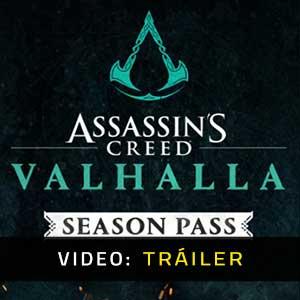 Assassins Creed Valhalla Season Pass Vídeo del Tráiler