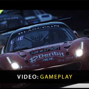 Assetto Corsa Competizione Gameplay Video