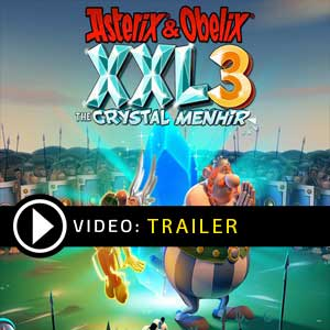 Comprar Asterix & Obelix XXL 3 The Crystal Menhir CD Key Comparar Precios