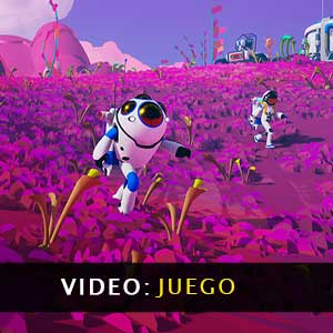 ASTRONEER Video del juego