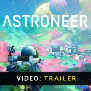 ASTRONEER Video dela campaña