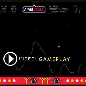 Atari Vault Gameplay Video