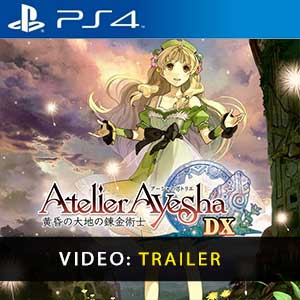 Atelier Ayesha The Alchemist of Dusk DX PS4 Prices Digital or Box Edition