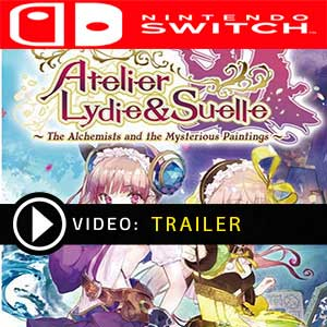 Atelier Lydie & Suelle The Alchemists and the Mysterious Paintings Nintendo Switch Prices Digital or Box Edicion