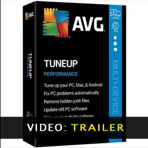 Buy AVG TuneUp trailer video