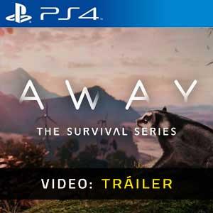 AWAY The Survival Series PS4 Vídeo En Tráiler