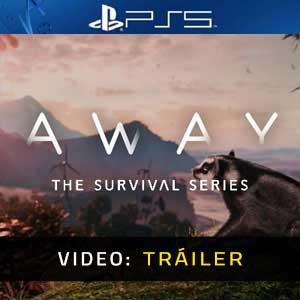 AWAY The Survival Series PS5 Vídeo En Tráiler