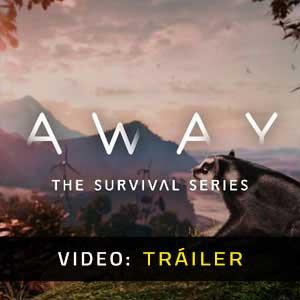 AWAY The Survival Series Vídeo En Tráiler