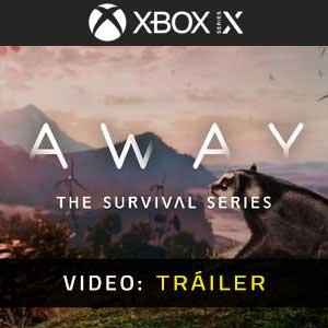 AWAY The Survival Series Xbox Series X Vídeo En Tráiler