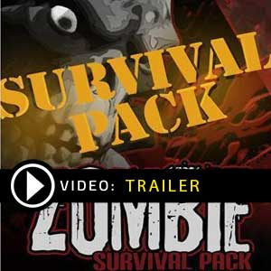 Comprar Axis Game Factory's AGFPRO Zombie Survival Pack CD Key Comparar Precios