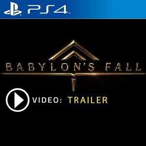 Comprar BABYLON'S FALL PS4 Barato Comparar Precios