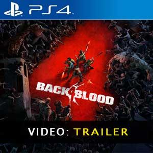 Back 4 Blood PS4 Trailer de vídeo