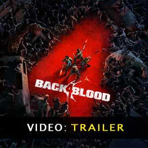 Back 4 Blood Trailer de vídeo