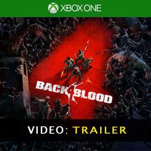 Back 4 Blood Xbox One Trailer de vídeo