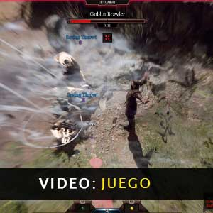 Video de juego de Baldurs Gate 3