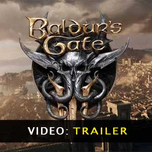 Baldurs Gate 3 Trailer Video